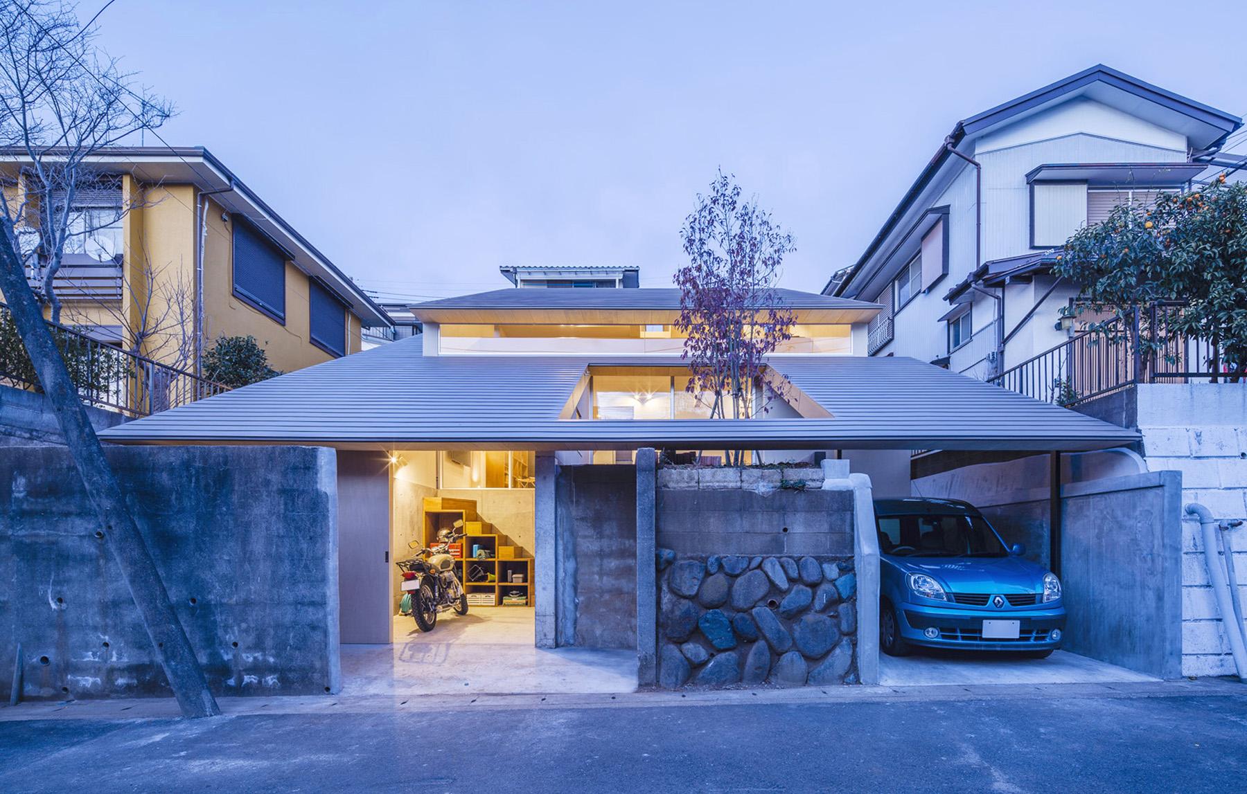 戸塚の家竣工 (1)