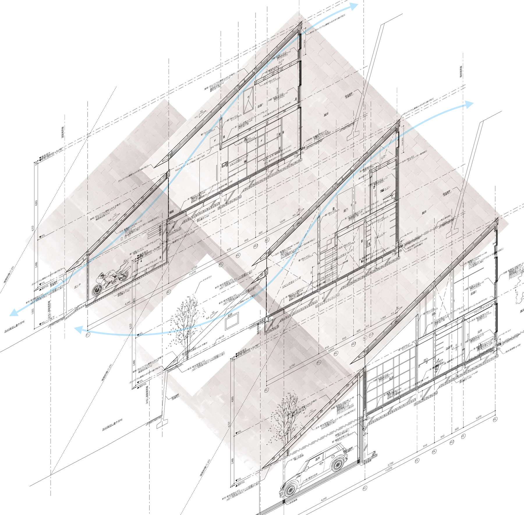 戸塚の家竣工 (11)