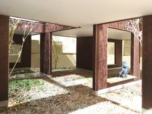 展示 – 後天性高床住居 + 対行政住宅 -