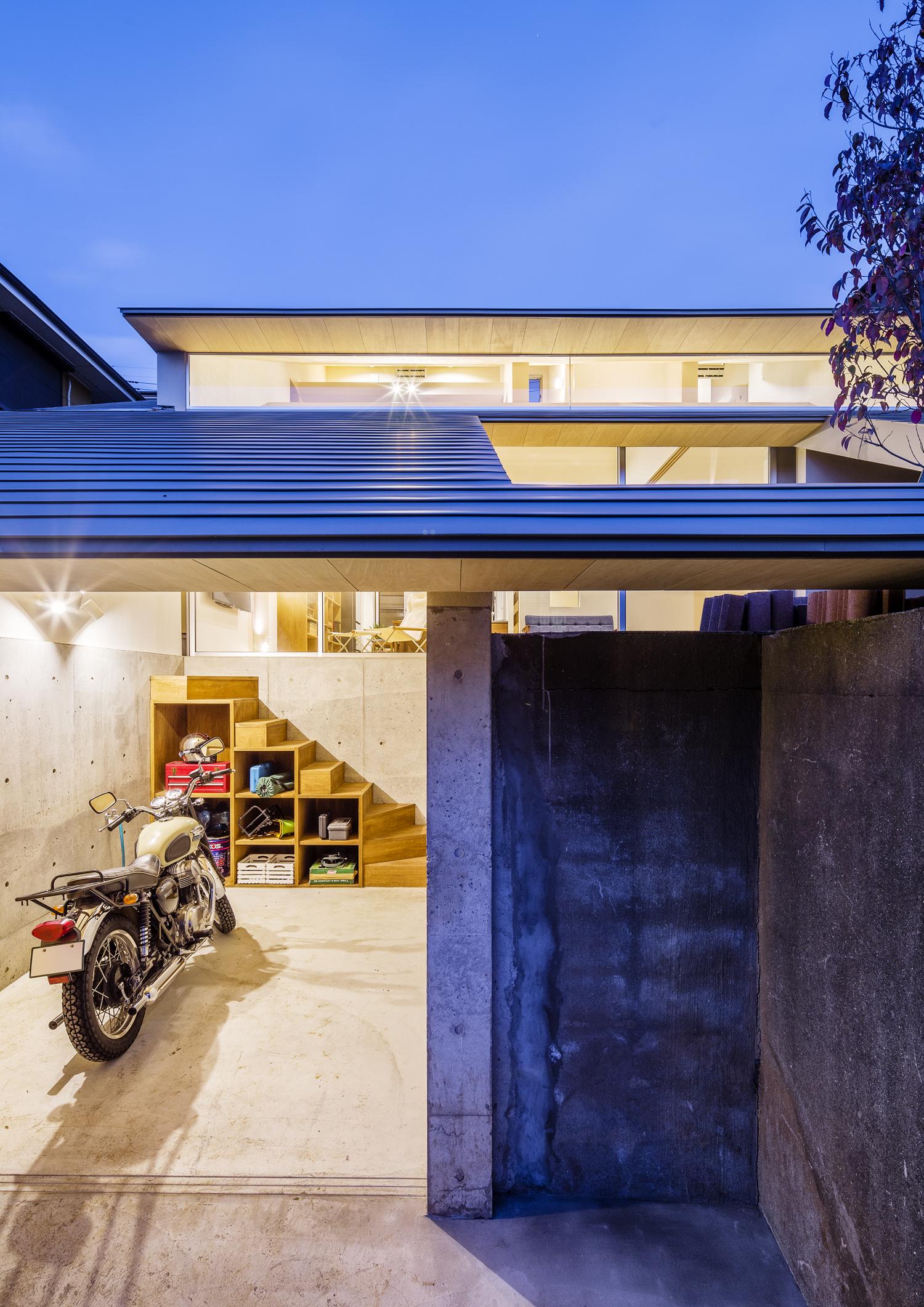 戸塚の家竣工 (2)