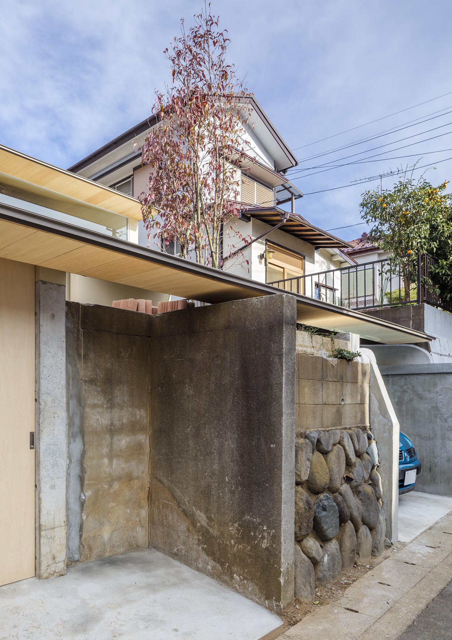 戸塚の家竣工 (4)